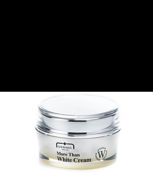 Отбеливающий крем More Than White Cream 50 мл (Тестер)