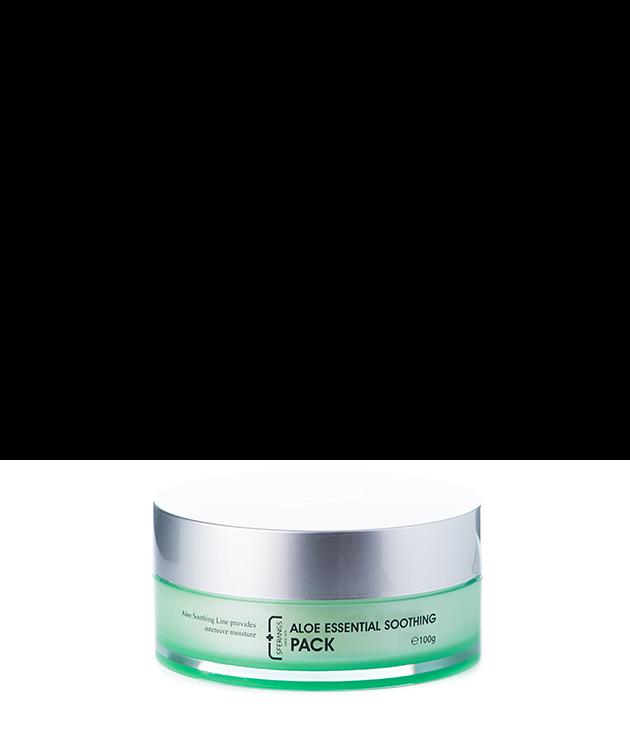 Базовая успокаивающая крем-маска с алоэ Aloe Essential Soothing Pack 100 гр