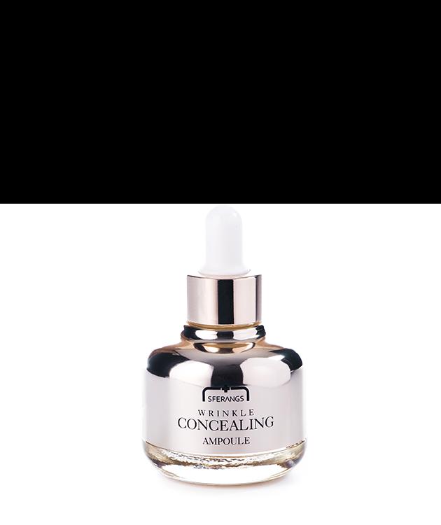 Сыворотка для разглаживания морщин Wrinkle Healing Concealing Ampoule 30мл