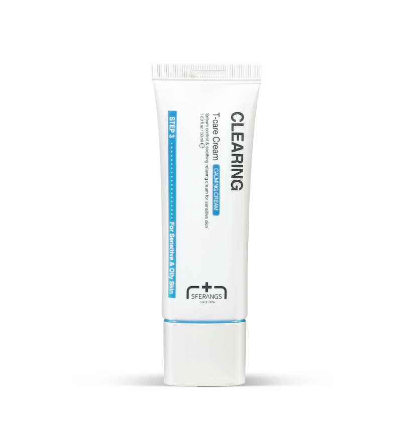 Очищающий крем Clearing Т-care Cream 50 мл